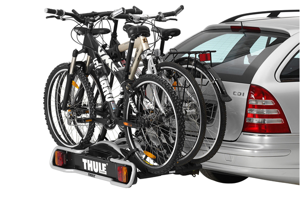 thule euroway tow mounted cycle carriers roof rack supplies. Black Bedroom Furniture Sets. Home Design Ideas