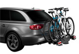Thule VeloCompact 925 & 927 tow bar bike carriers
